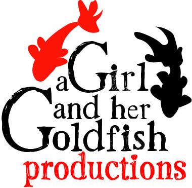 a Girl and her Goldfish